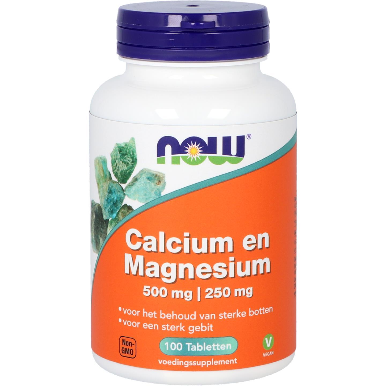 Calcium magnesium 500-250mg