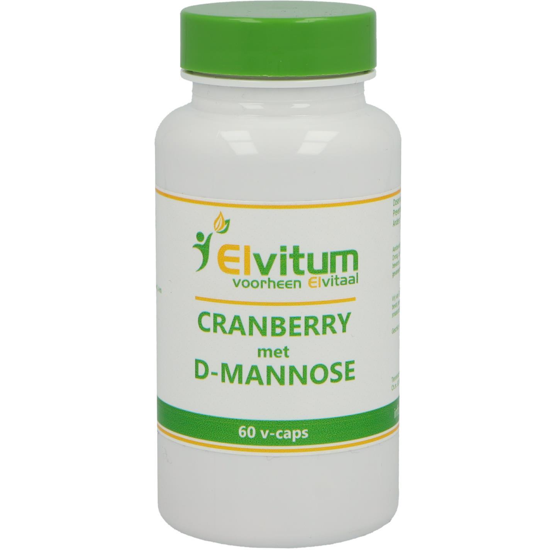 Cranberry & D-Mannose