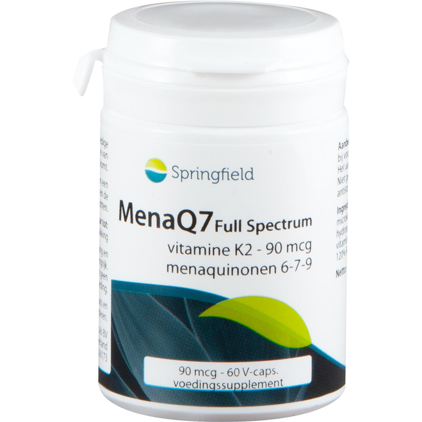 MenaQ7 Full Spectrum