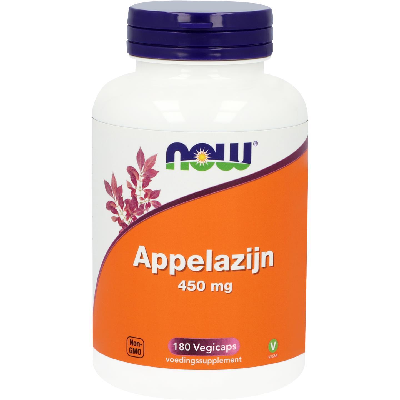 Now Appelazijn 450 Mg (180ca)