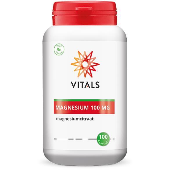 Magnesiumcitraat 100 mg