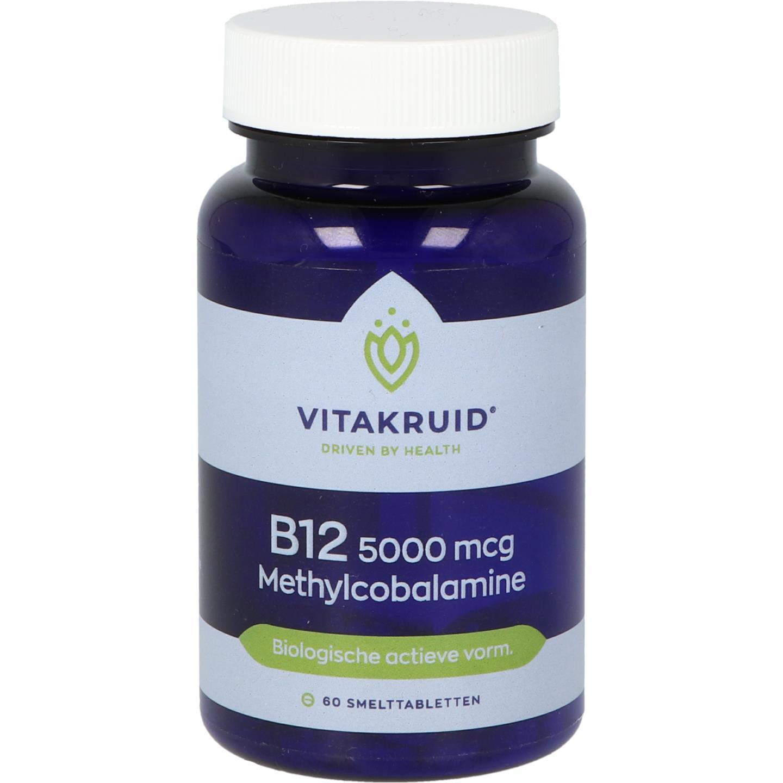 Image of B12 Methylcobalamine 5000 mcg