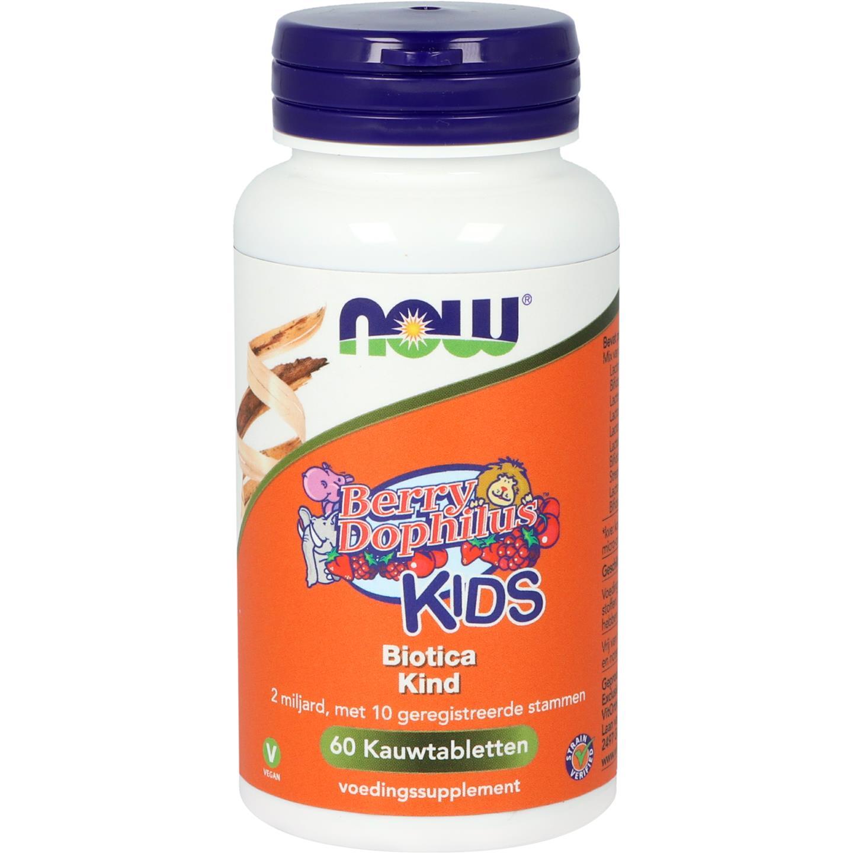 BerryDophilus KIDS Probiotica Kind