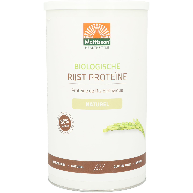 Rijst Proteïne Naturel