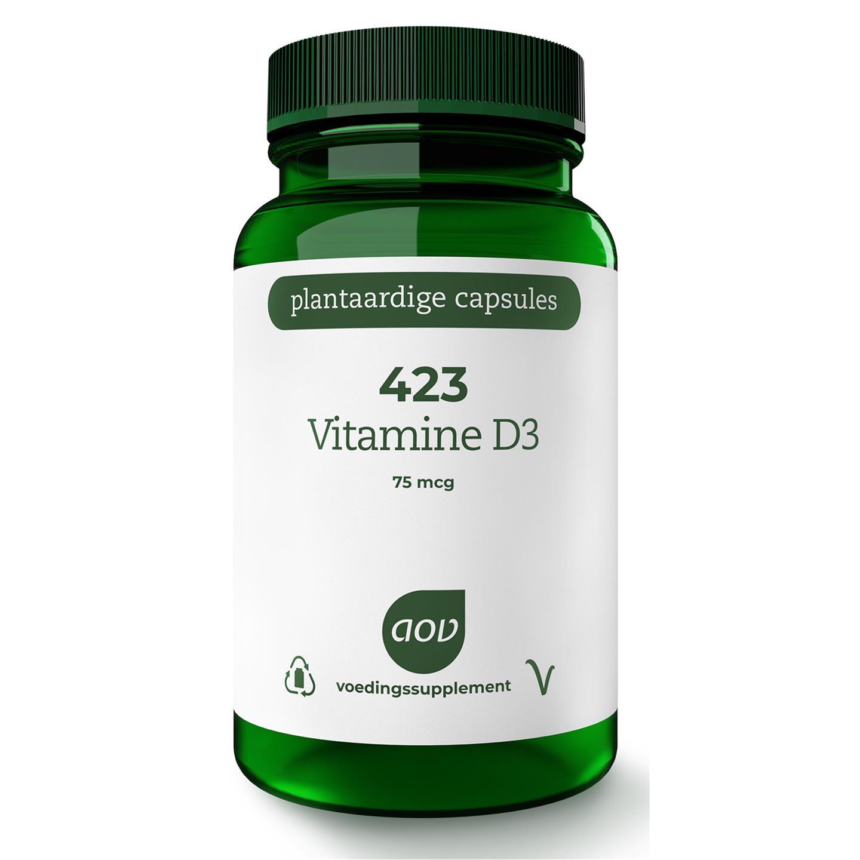 423 Vitamine D3 75 mcg