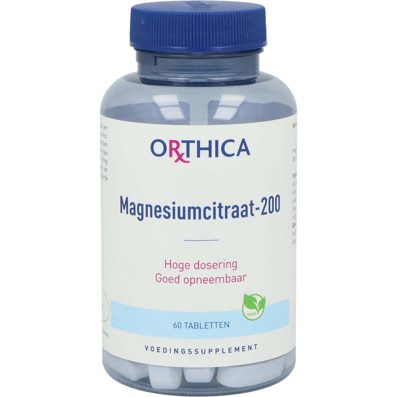 Magnesiumcitraat-200