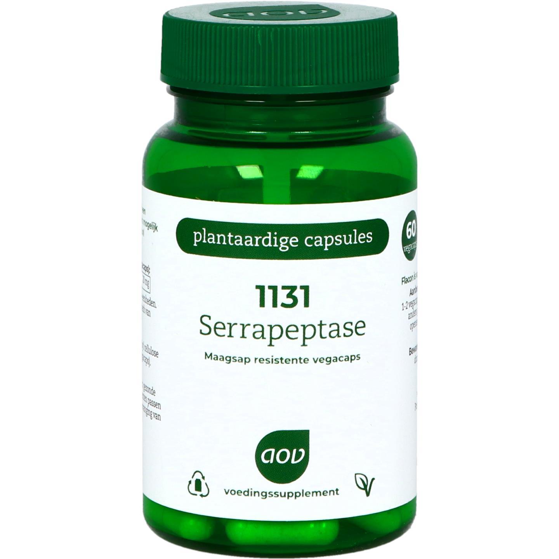 1131 Serrapeptase