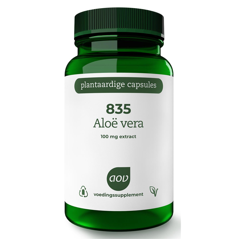 835 Aloë vera-extract 100 mg
