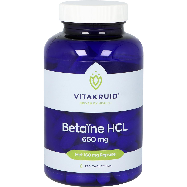 Betaïne HCL 650 mg