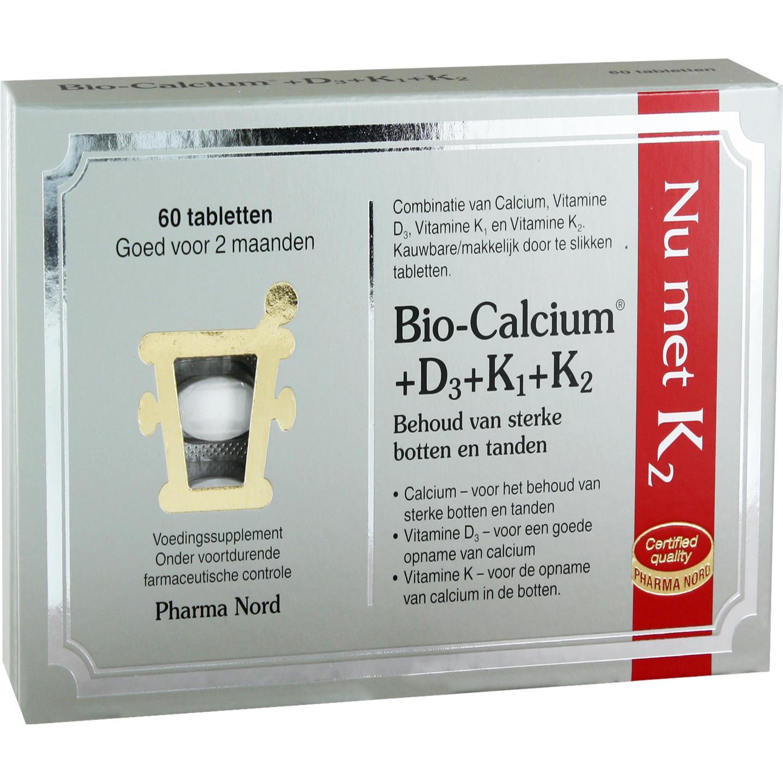 Bio-Calcium + D3 + K1 + K2