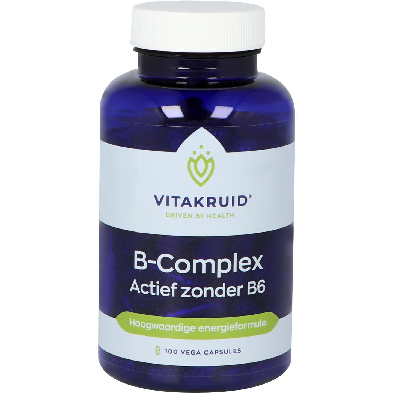Image of B-complex Actief zonder B6